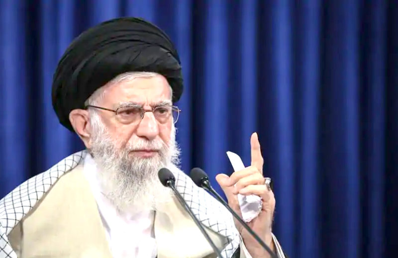 'Trump would benefit from talks': Iran's  Supreme Leader says won't negotiate with US