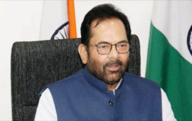 Law against triple talaq strengthened self-reliance among Muslim women: Naqvi
