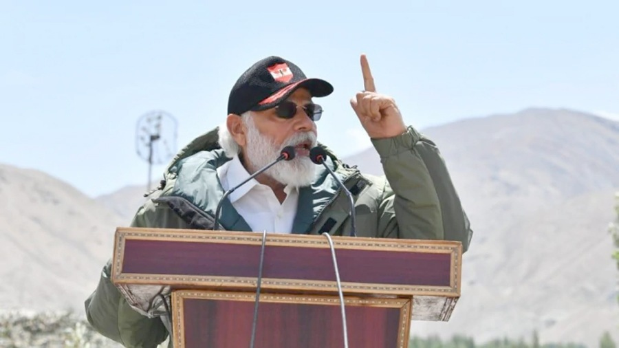 Era of expansionism is over; India's enemies have seen 'fire and fury' of its armed forces: Modi during Ladakh visit