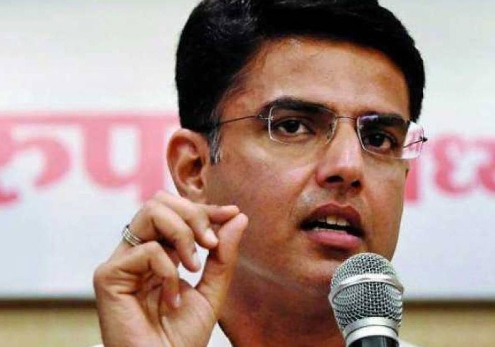 Sachin Pilot sacked as deputy CM, party's Rajasthan unit chief