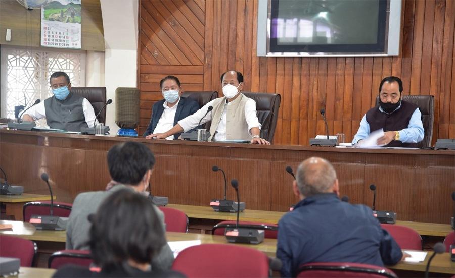 CM reviews State's monsoon preparedness