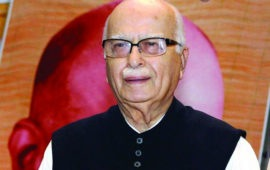 Ram Mandir will represent India as strong, prosperous, harmonious nation with justice for all and exclusion of none: Advani