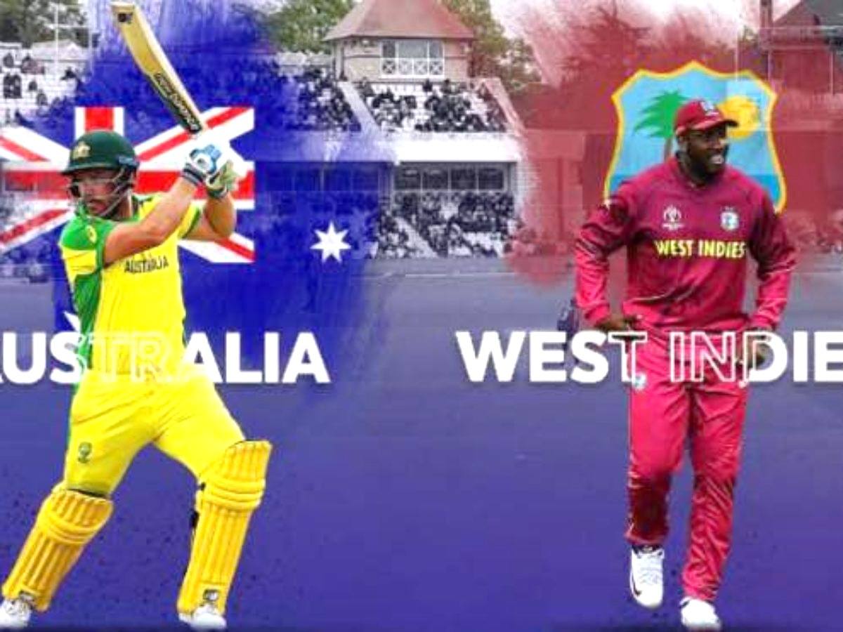 Australia and West Indies