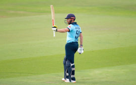 2nd ODI: Jonny Bairstow blitz guides England to 2-0 series win over Ireland