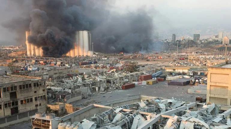 Beirut blast 1