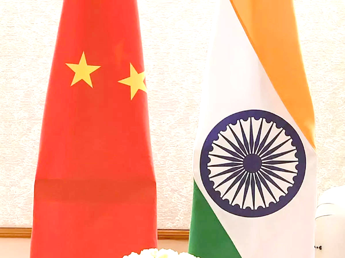 China messages India