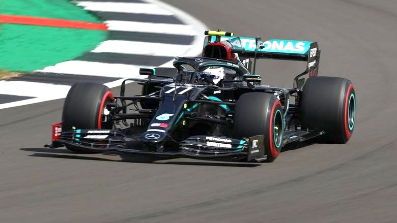 F1: Bottas beats Hamilton in Mercedes one-two in final practice