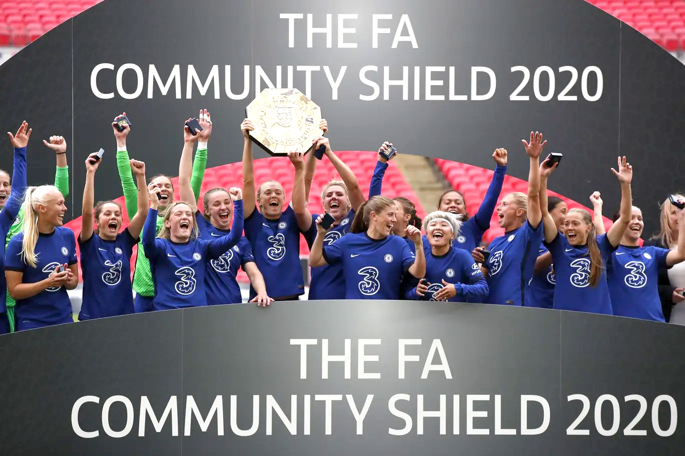 FA Womens Community Shiel