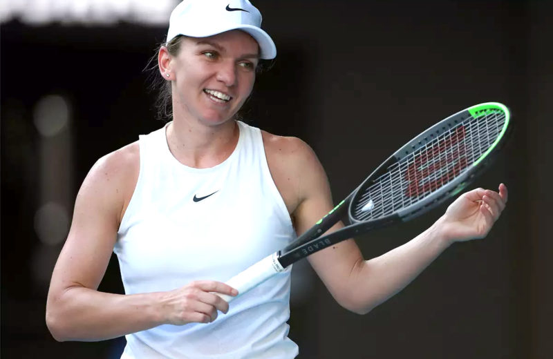 Simona Halep undecided on US Open but fears 'tough conditions'
