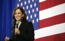 Kamala Harris is Biden's choice for VP