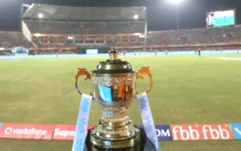 IPL 2020 to be held from September 19 to November 10