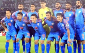 No action for Indian football team this year as Asia's FIFA WC Qualifiers postponed to next year