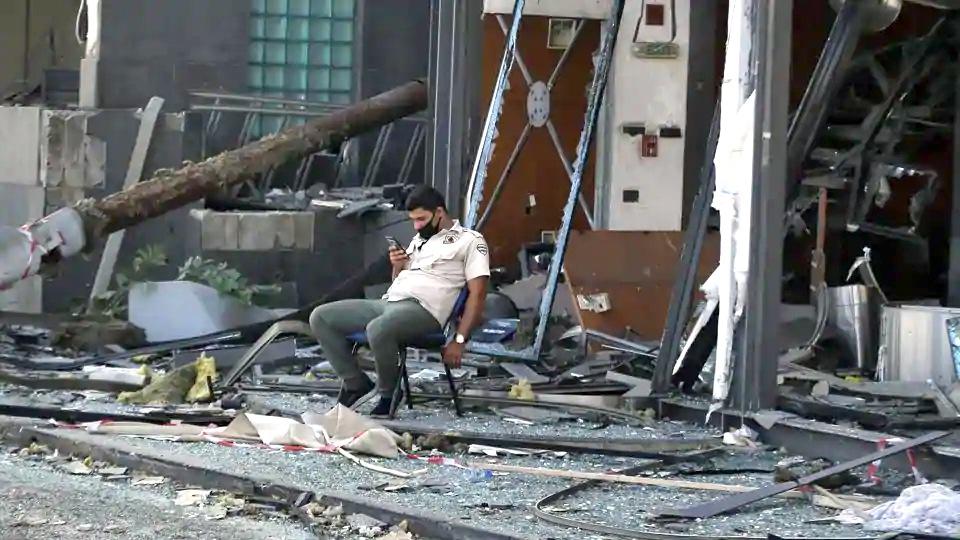 Iraq to list hazardous materials after Beirut explosion