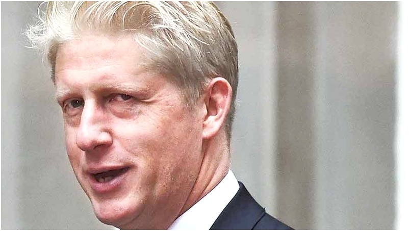 Boris makes his brother Jo a Lord
