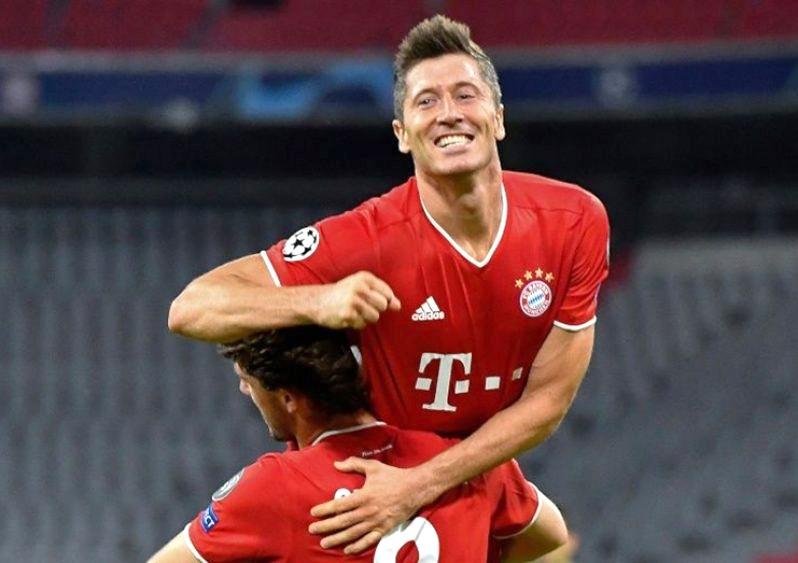 Champions League: Robert Lewandowski dazzles as Bayern Munich crush Chelsea to move into last eight