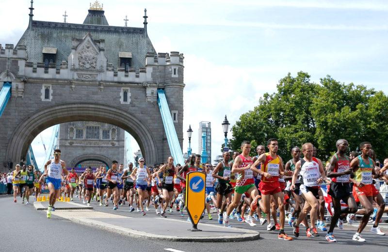 London Marathon to feature only elite runners, unique route