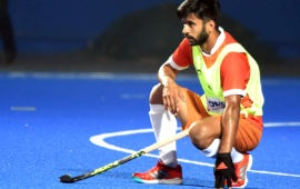 India hockey captain Manpreet Singh and four other players test positive for COVID-19