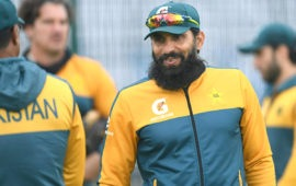 Pakistan must be ready from the word 'go' against England, says Misbah