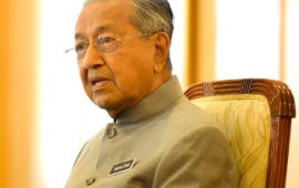 Ex-Malaysia PM Mahathir Mohamad to announce new party