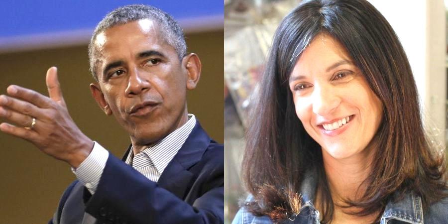 Obama Sara Gideon