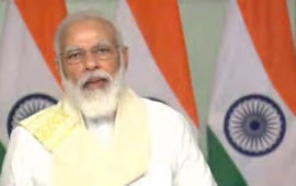 PM Modi inaugurates first ever optical fibre project for Andaman and Nicobar Islands