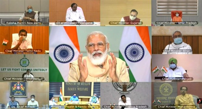 All those who came in contact with infected person should be traced and tested within 72 hours: PM