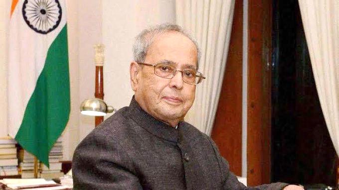 Pranab Mukherjee 1