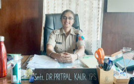 Dr. Pritpal Kaur Batra: Shoulders strong to carry stars