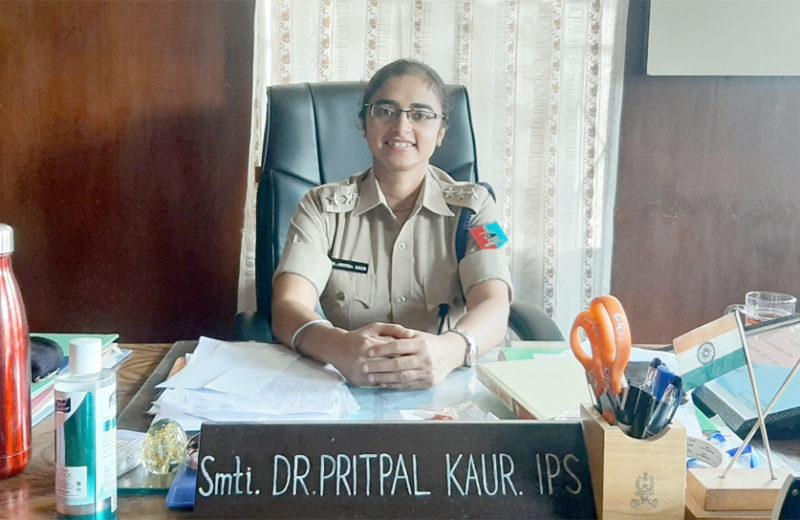 Dr. Pritpal Kaur Batra: Shoulders strong to carry stars