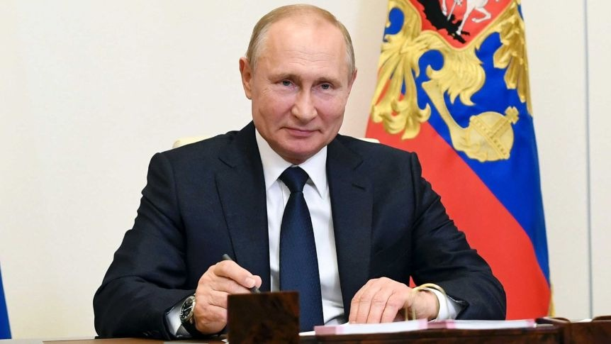 Putin says Russia develops world's first COVID-19 vaccine; US skeptical