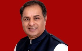 Cong leader and spokesperson Rajiv Tyagi dies after heart attack