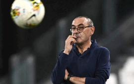 Juventus sack coach Maurizio Sarri after Champions League exit in last 16