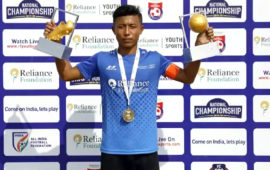 Imphal boy Annaroy Soibam joins Odisha FC youth set up