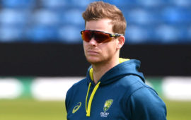 Smith wants to win Ashes in Eng & Test series in India