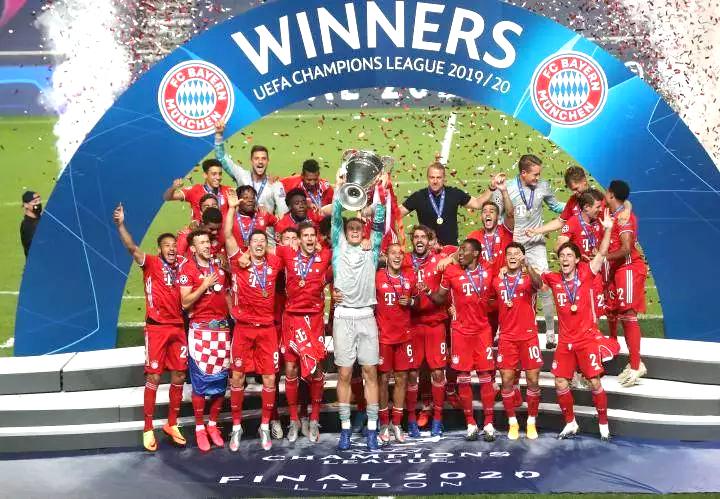 UEFA Champions League Final 1