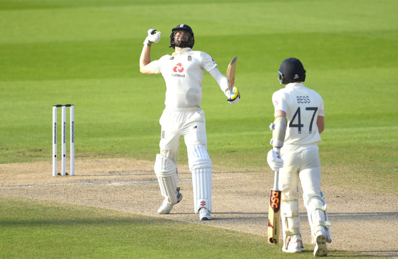1st Test, Day 4: England beat Pakistan by 3 wickets, take 1-0 series lead