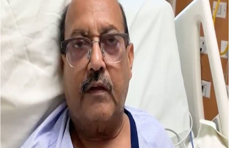 Former SP leader and RS MP Amar Singh dies at 64