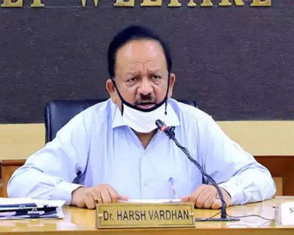 harsh vardhan 2020 08 17