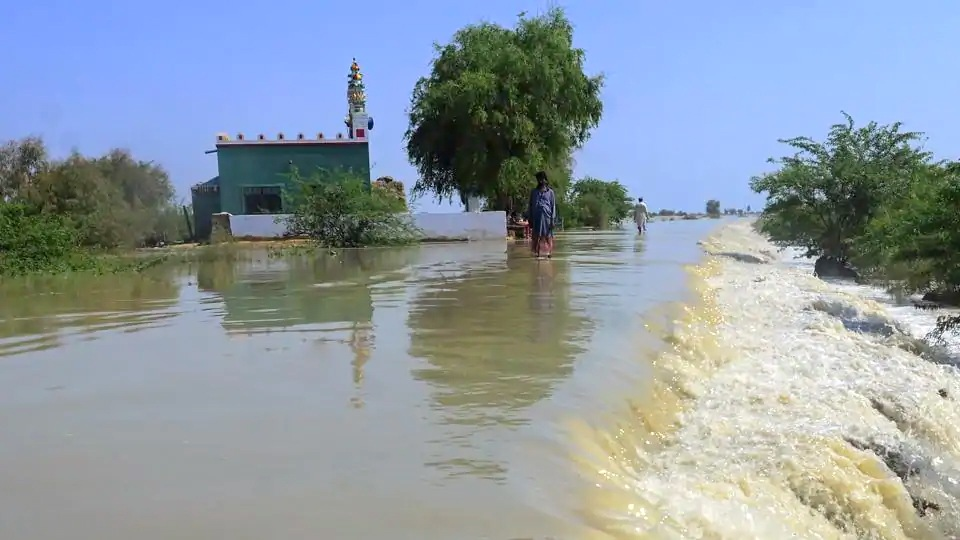 3 days of heavy monsoon rains kill 50 people across Pakistan