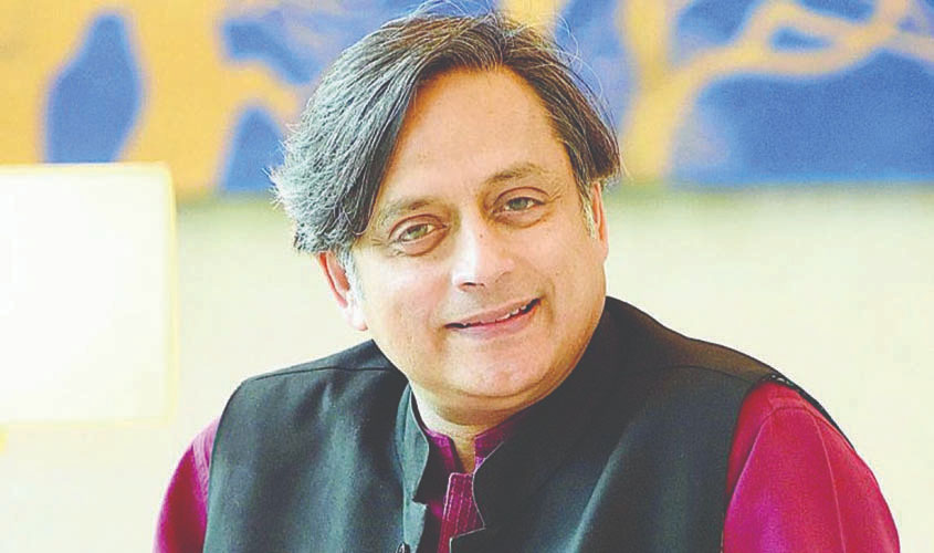 Cong must find full-term president to arrest perception of being 'rudderless': Tharoor