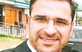 Kashmiri lawyer Babar Qadri shot dead in Srinagar by unidentified gunmen