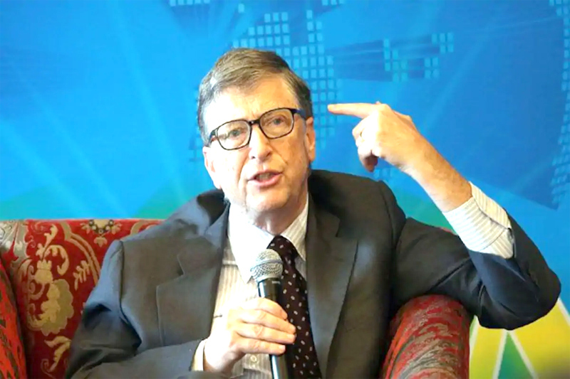 India's role in production of COVID-19 vaccine critical in containing pandemic: Bill Gates