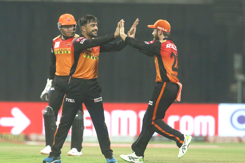 Capitals vs Sunrisers
