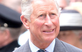 Britain's Prince Charles warns of Covid impact on youth