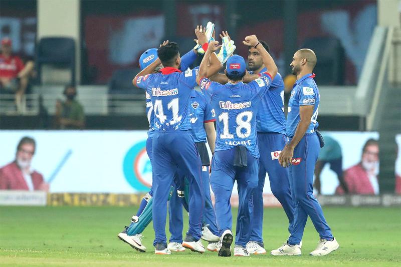 Delhi Capitals beat Kings XI Punjab