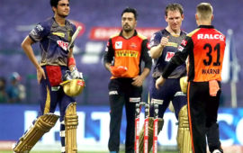 Young Gill shines in KKR's seven-wicket win over SRH