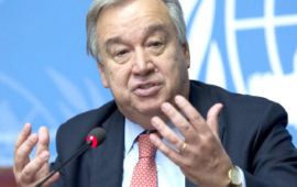 No UN support for reimposing Iran sanctions now: UN Chief