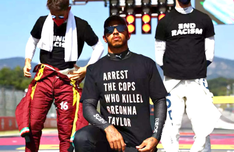 Lewis Hamilton takes 90th win in red-flagged Tuscan GP