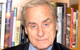Harold Evans, Editor with a backbone, dies
