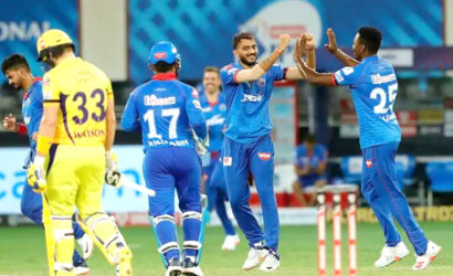 IPL 2020: All-round Delhi Capitals beat Chennai Super Kings by 44 runs